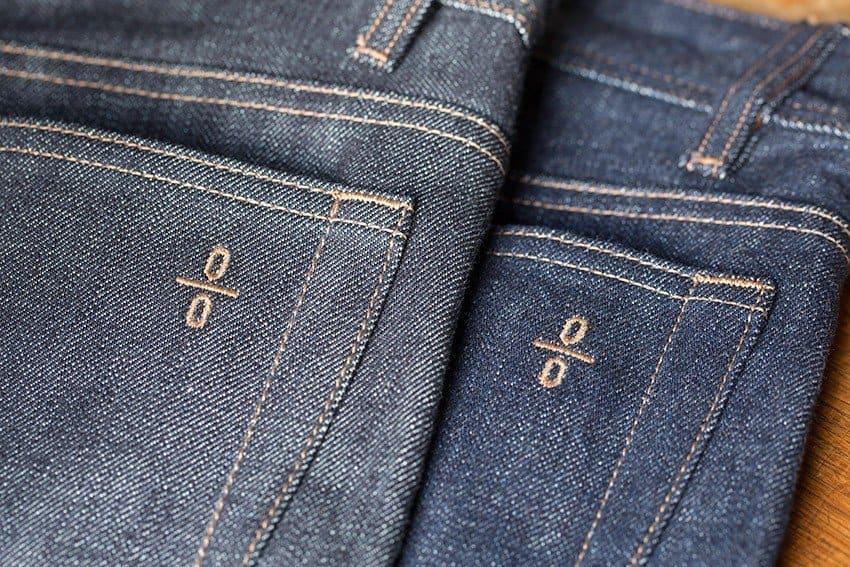 What is raw denim? Todd Shelton