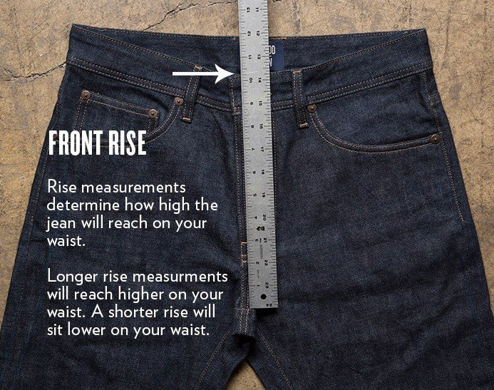Free shipping BOTH ways on measuring for jeans, from our vast selection of styles. Fast delivery, and 24/7/ real-person service with a smile. Click or call