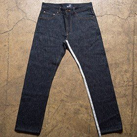 Do-It-Yourself Jean Measuring