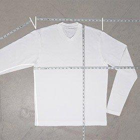 73e70049 Do It Yourself T-Shirt Measuring