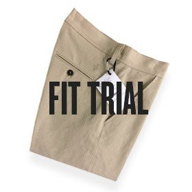 Fit Trial for Pants