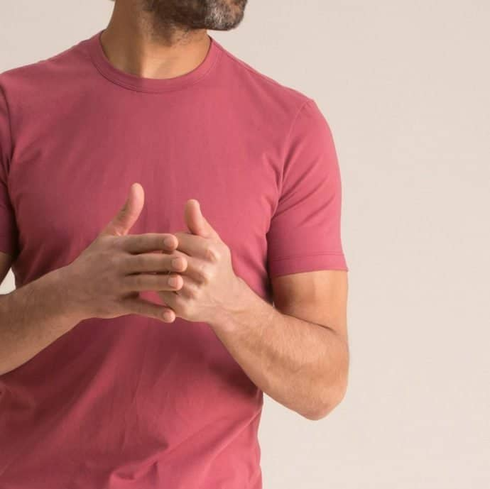 T-shirt weight. Todd Shelton T-shirt