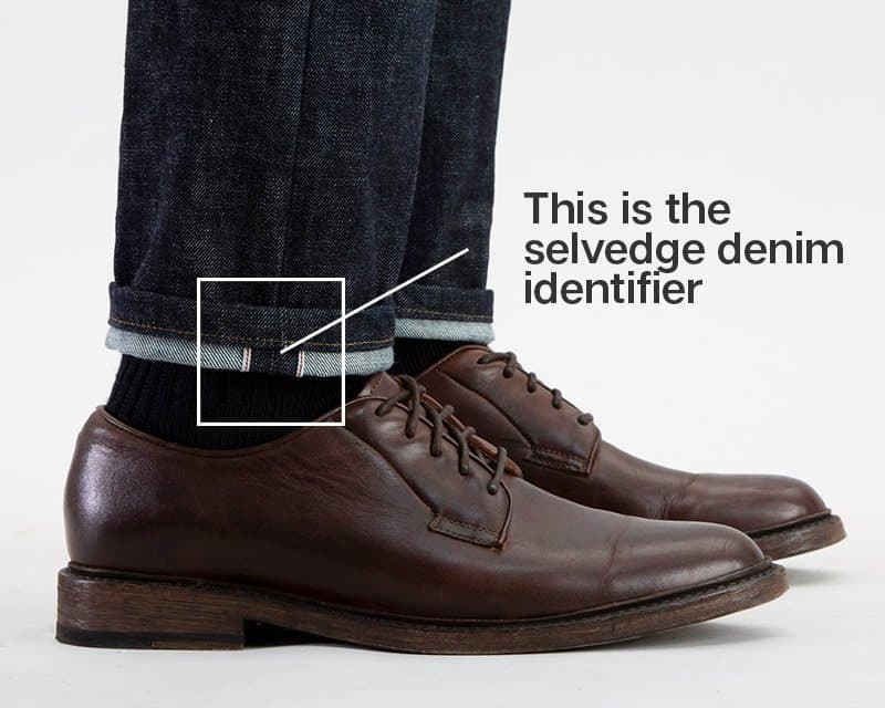 this is selvedge