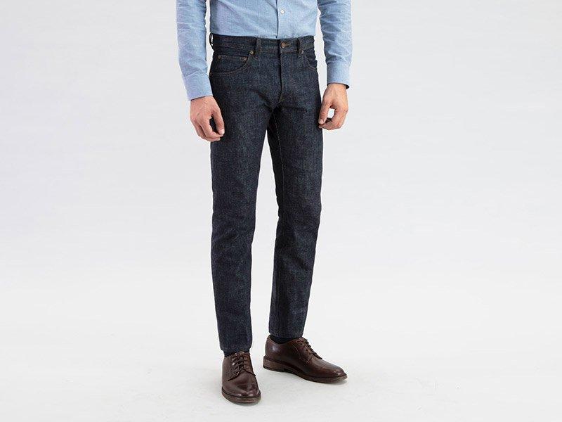 Men's custom jeans