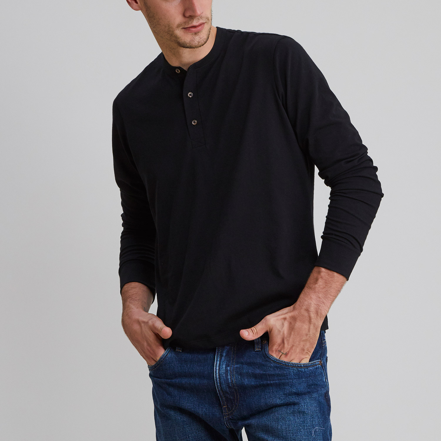 Shop a great selection of Henleys for Men at Nordstrom Rack. Find designer Henleys for Men up to 70% off and get free shipping on orders over $
