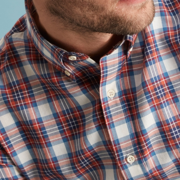 Closeup Image of Todd Shelton Co-Op Charmer Shirt