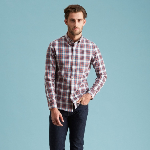 Model Image of Todd Shelton Co-Op Charmer Shirt