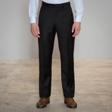 Stockburn Pinstripe Relaxed Fit Pants