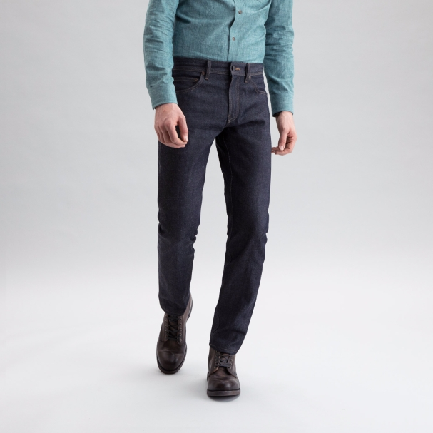 Made In USA Men's Raw Denim Jeans