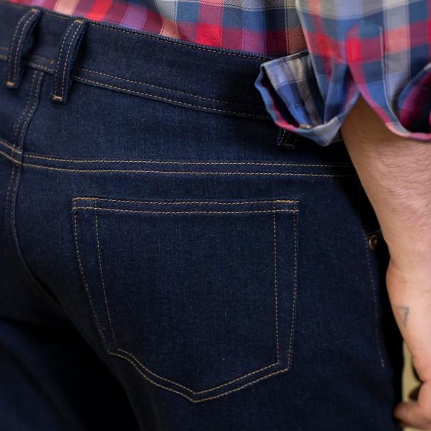 Factory Clean-Out / Dark Stretch Jean