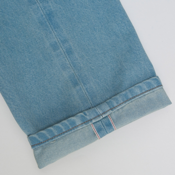 Light Wash Selvedge Made in USA