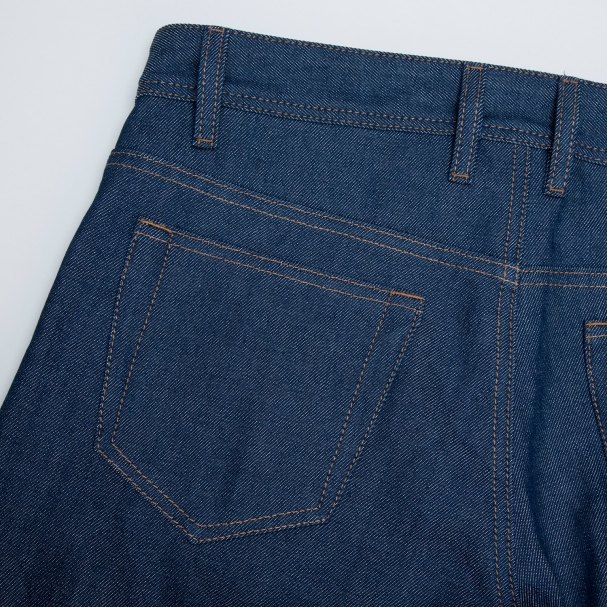 Made in American Raw Denim Jean