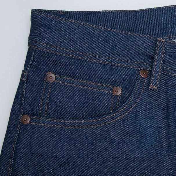 Made in American Raw Denim Jean