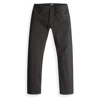 Flat Black Jean Selvedge