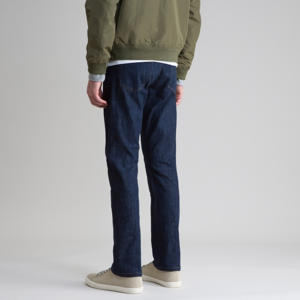 Harvester Stretch Dark Wash Jean
