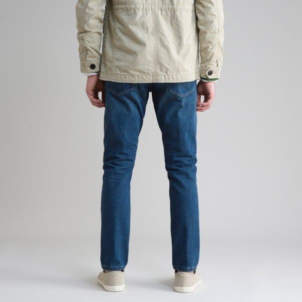 Todd Shelton Indigo Medium Jean