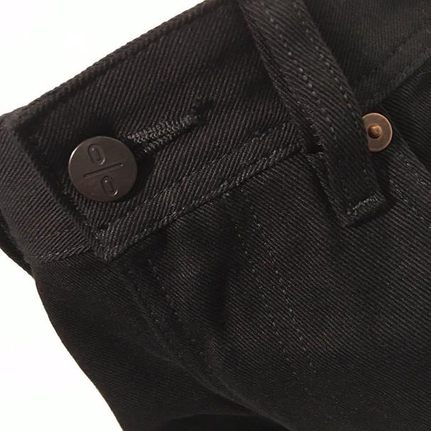 Smooth & Light Black Jean