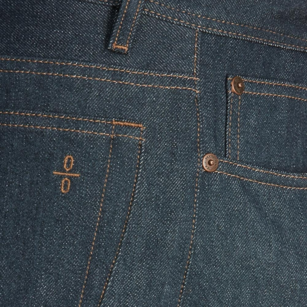 Space Light Dark Wash Jean