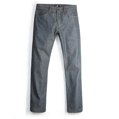Todd Shelton Space Raw Denim Jean Front