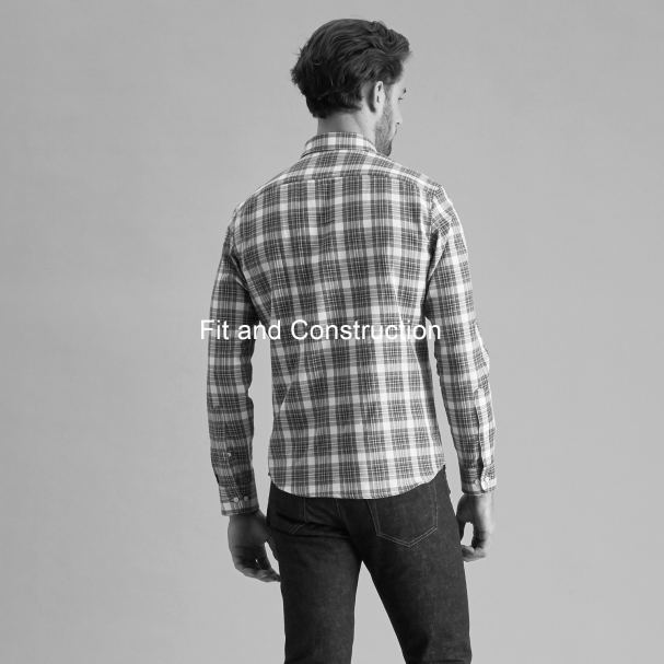 Eugene Flannel Shirt