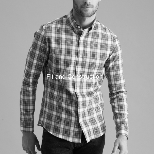 Salt Lake Flannel Shirt