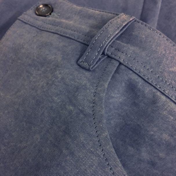 American Classic Khaki Saltwash Blue