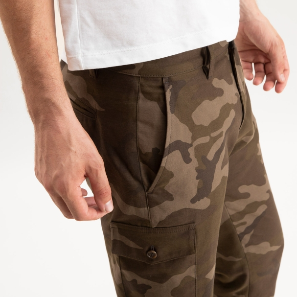 Camo pants made in USA