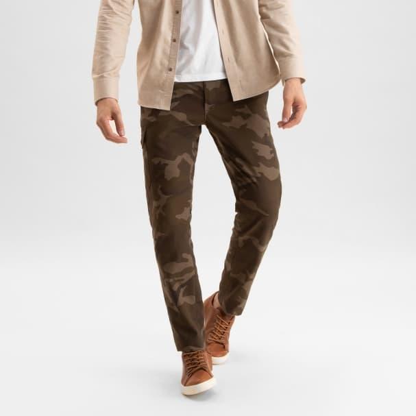 Camo pants made in USA