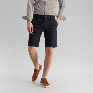 Canvas Shorts Navy