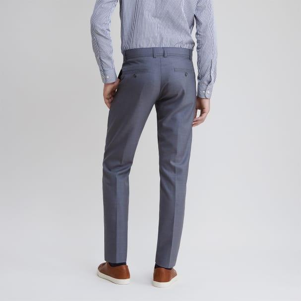 El Capitan Trouser Light Grey
