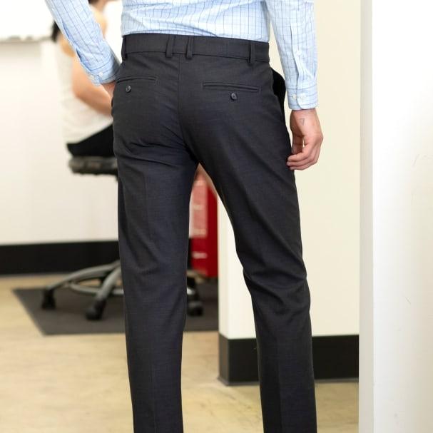 Factory Clean-Out / Proprietor Trouser Dark Grey