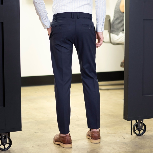 Factory Clean-Out / Proprietor Trouser Navy