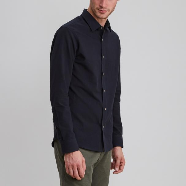 Chambray Shirt Black