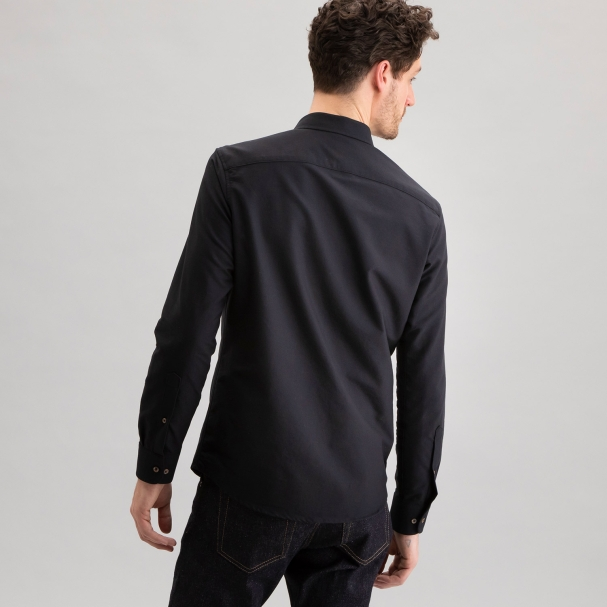 Oxford Shirt Black
