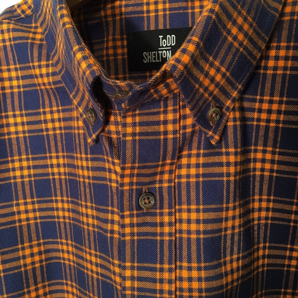 Autumn Carpenter Flannel Shirt