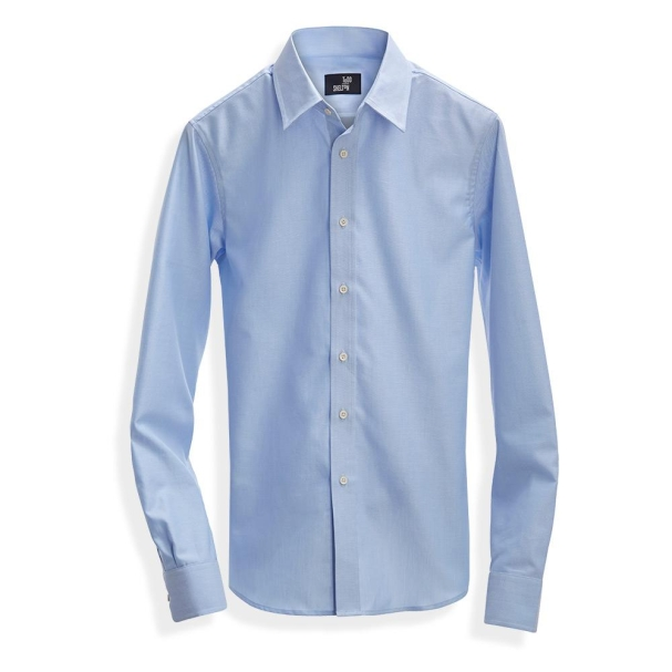 Classic Oxford Shirt Blue - Button Down