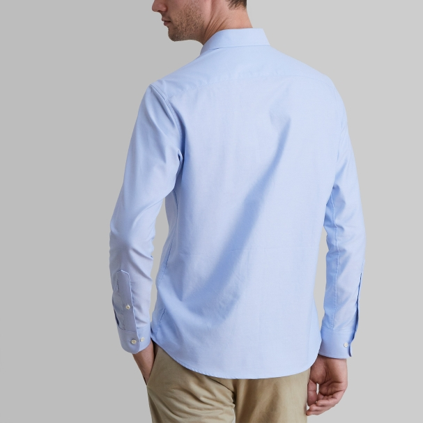Classic Oxford Shirt Blue