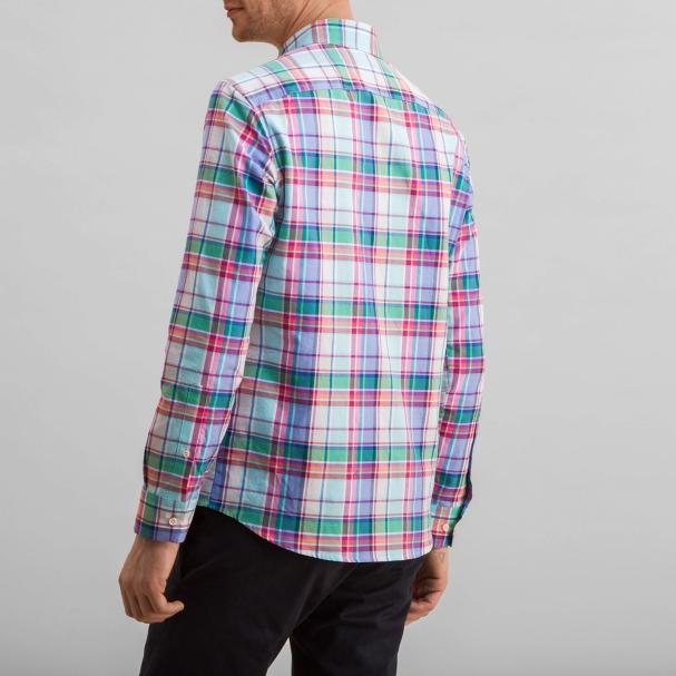 Spring Renewal Plaid Shirt