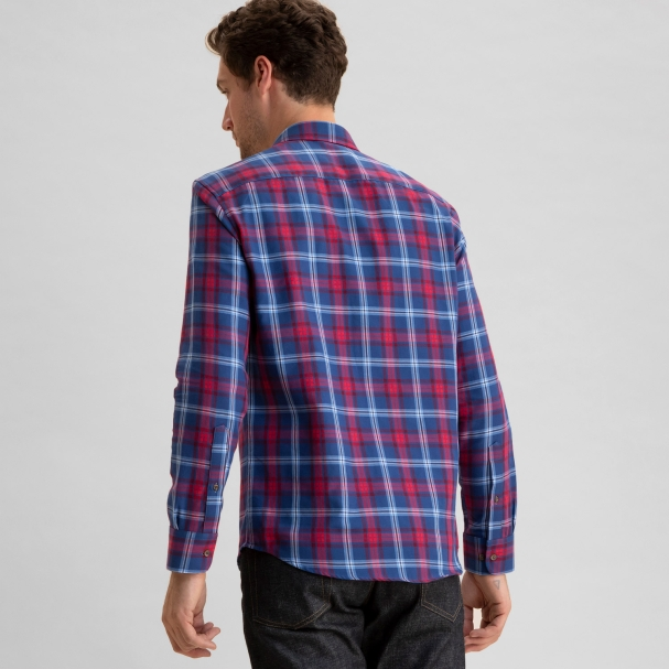 The Mississippi Plaid Twill