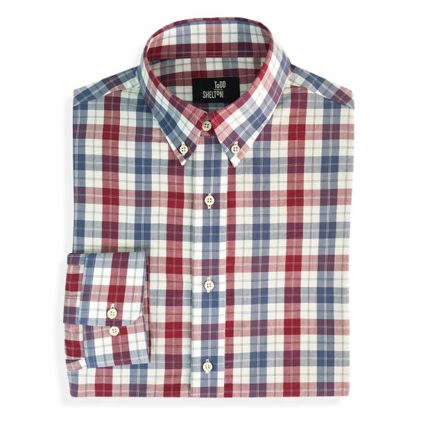 Freedom Plaid Shirt
