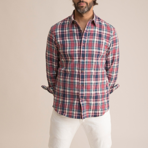 Men's Shirts Made in USA Todd Shelton