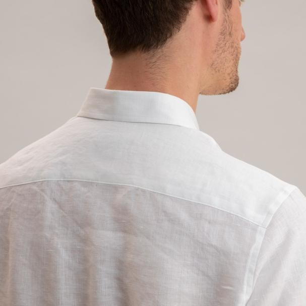 Todd Shelton Linen Shirt