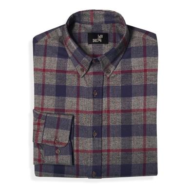 Long Wharf Flannel Shirt