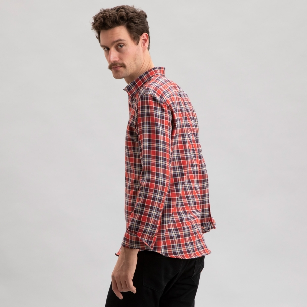 Soft Twill Harvest Plaid