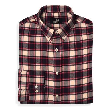 Woodsman Flannel Shirt