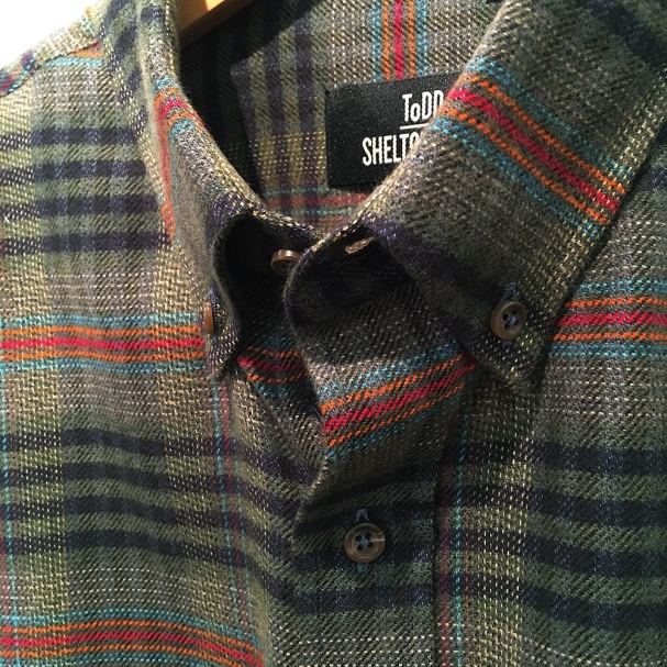 Made in USA Flannel Shirt