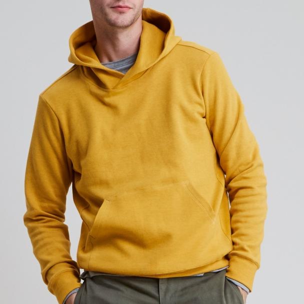 Classic Hoodie Mustard