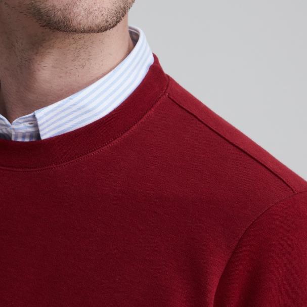 Classic Sweatshirt Burgundy
