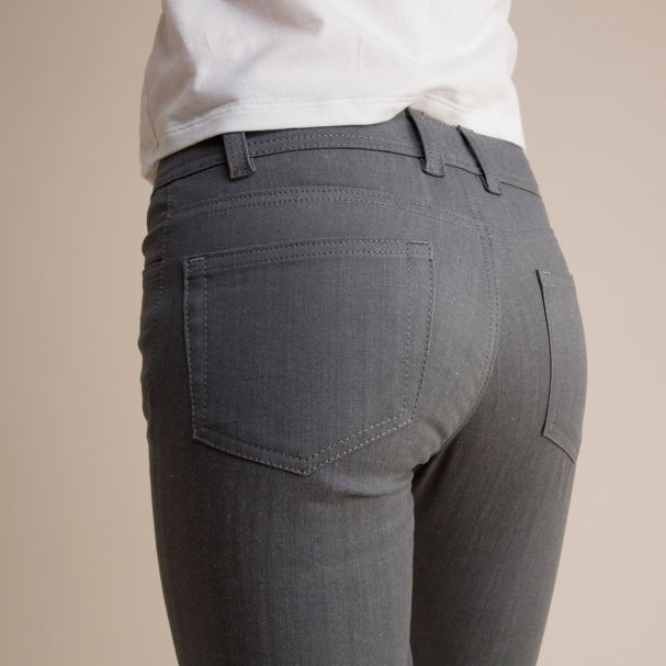 Todd Shelton Grey Skinny Jean