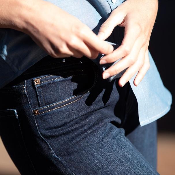 Todd Shelton Women's Jeans